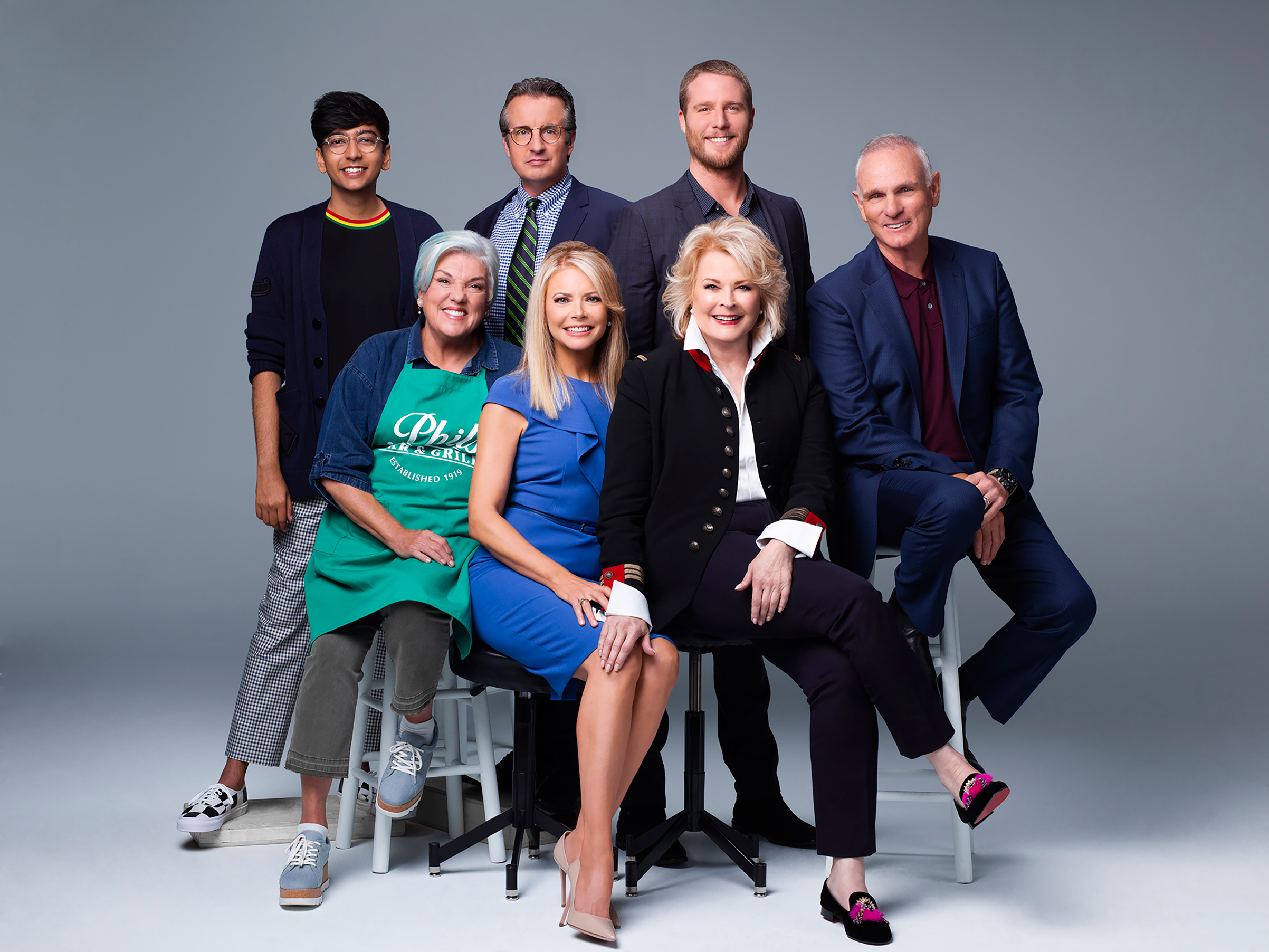 Multiple Emmy Award winners Candice Bergen and series creator Diane English reunite for MURPHY BROWN, the revival of the ground-breaking comedy about the eponymous broadcast news legend and her biting take on current events, now in a world of 24-hour cable, social media, 'fake news' and a vastly different political climate.