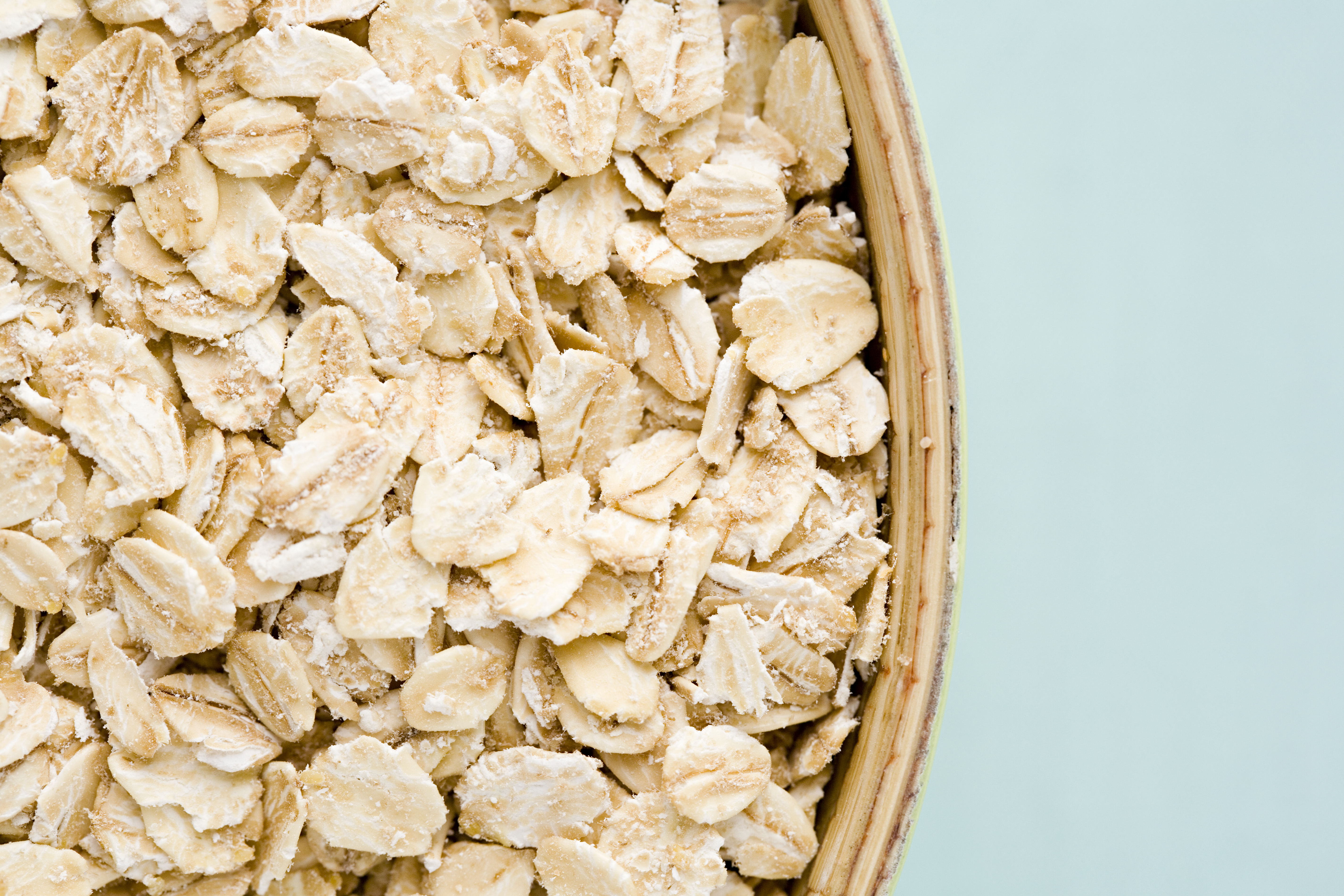 does oatmeal have fiber