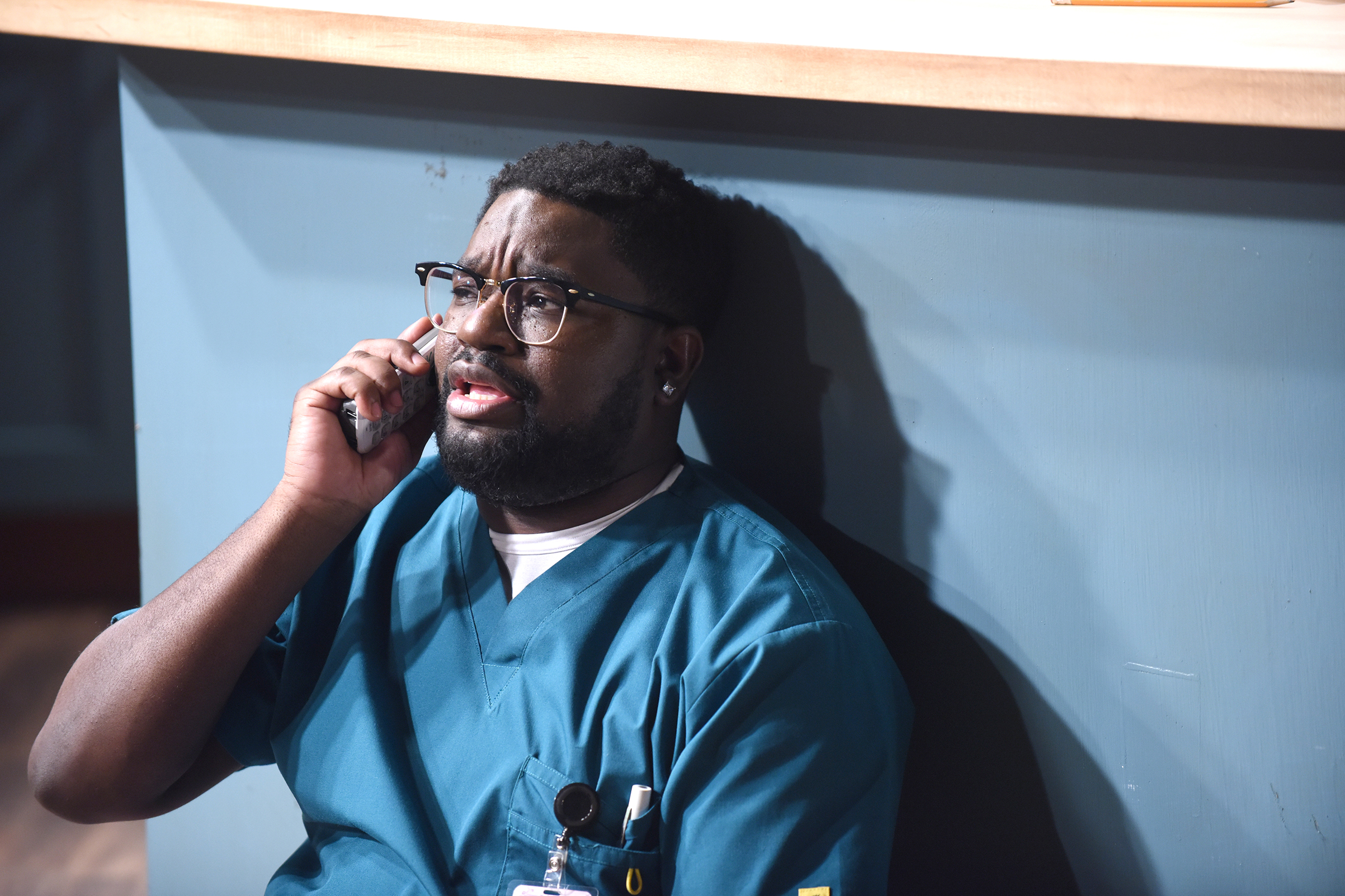 Lil Rel Howery in the special preview of the show REL airing Sunday, Sept. 9 on Fox.