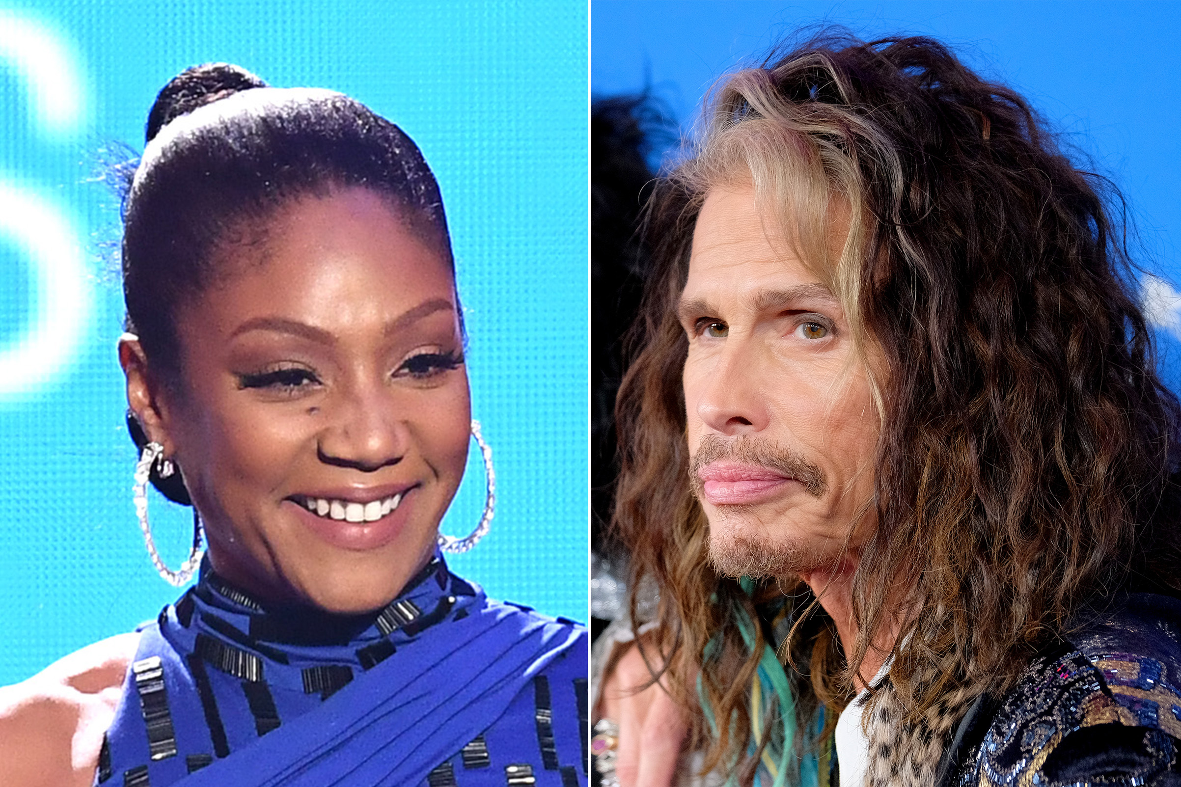 Tiffany Haddish, Steven Tyler