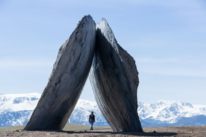Tippet Rise Art Center in Montana