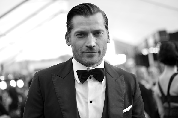 Actor Nikolaj Coster-Waldau attends TNT's 21st Annual Screen Actors Guild Awards at The Shrine Auditorium on January 25, 2015 in Los Angeles, California.
