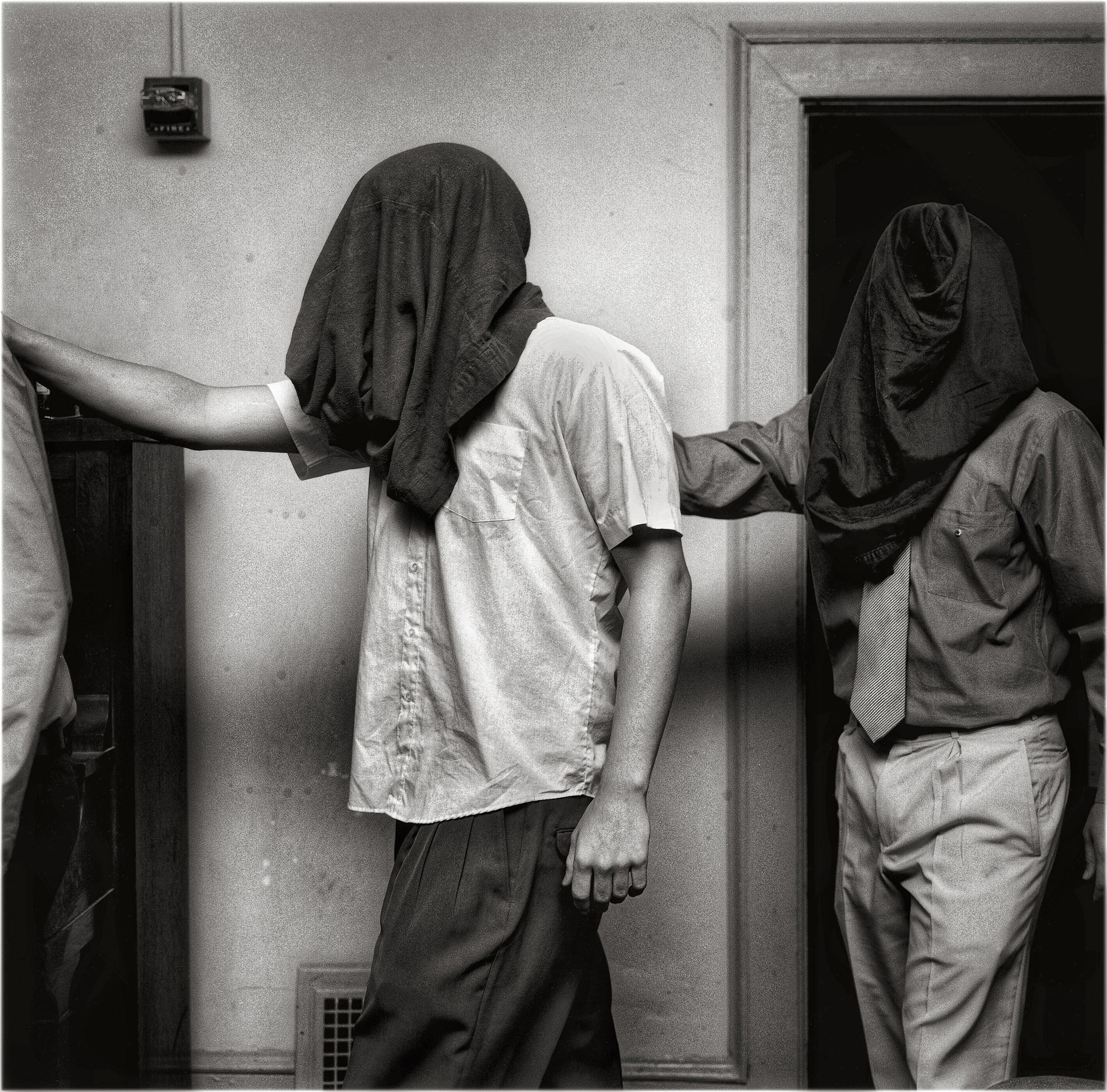 Shrouded In Secrecy, Photos Capture Life Inside A -5881