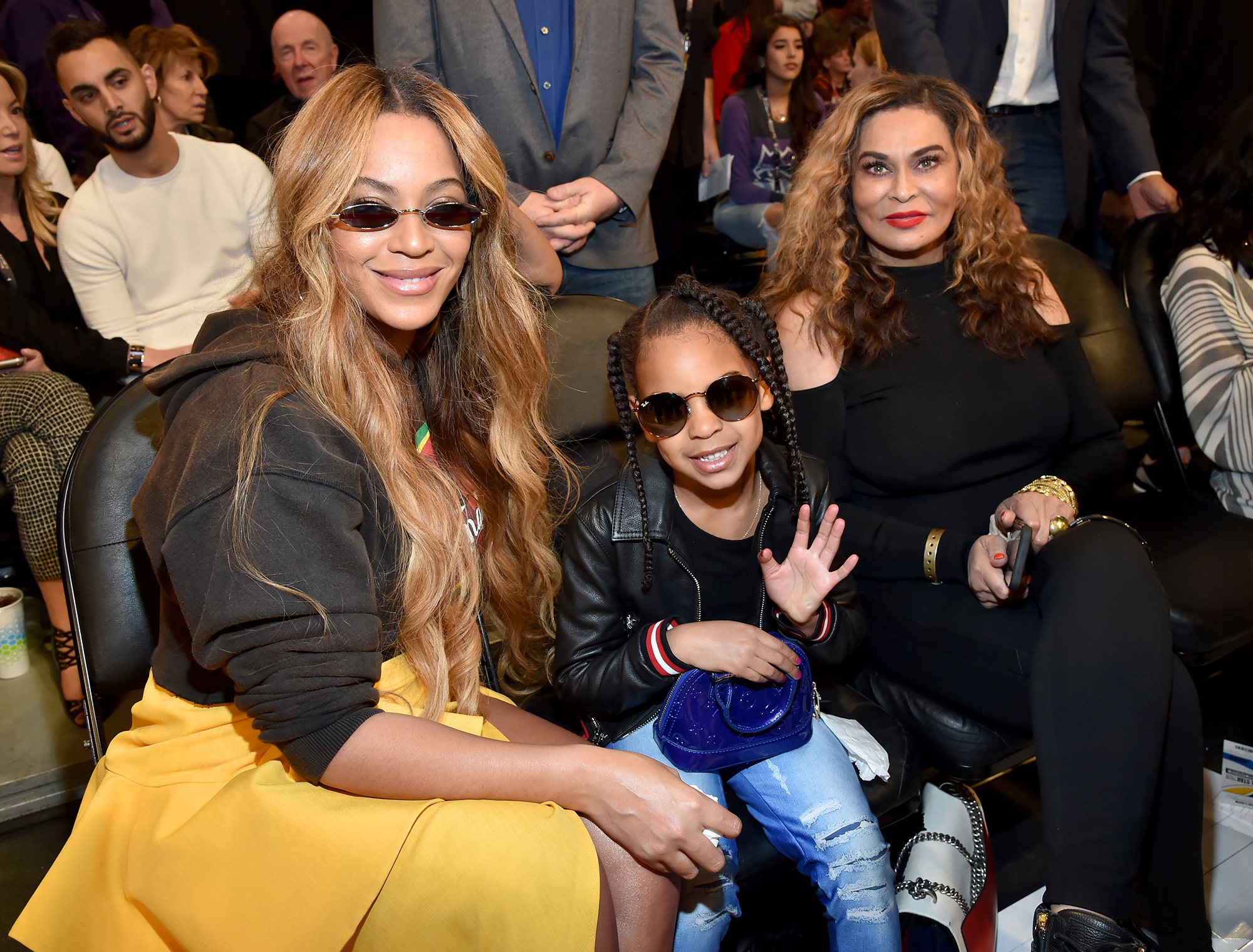 Beyoncé's Mom Tina Knowles Shares Baby Photo For Birthday | Time