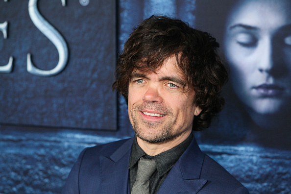 Actor Peter Dinklage arrives at the premiere of HBO's 'Game of Thrones' Season 6 at the TCL Chinese Theatre on April 10, 2016 in Hollywood, California.
