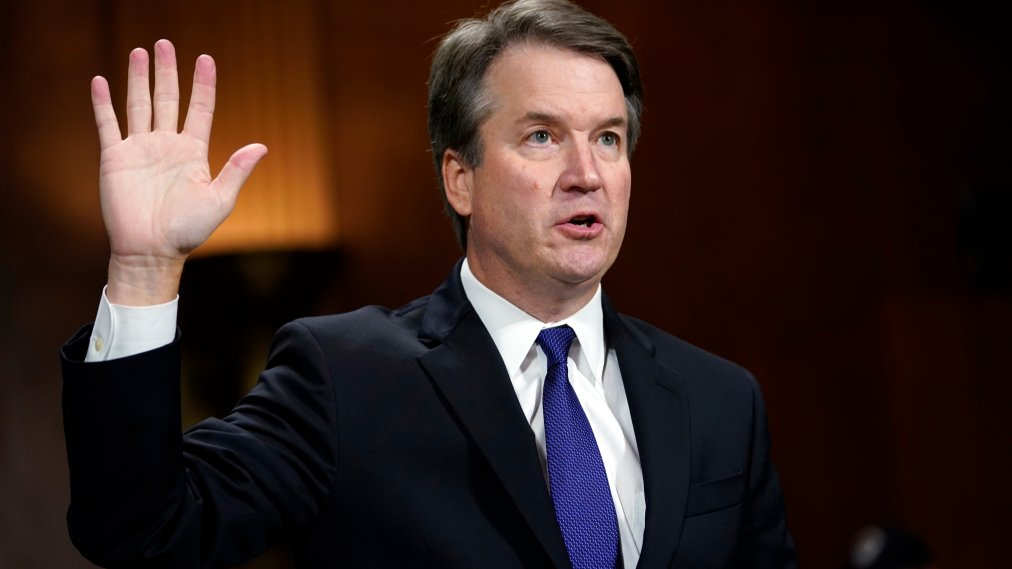 Awesome The Senate Confirms Brett Kavanaugh To The Supreme Court Time Ncnpc Chair Design For Home Ncnpcorg