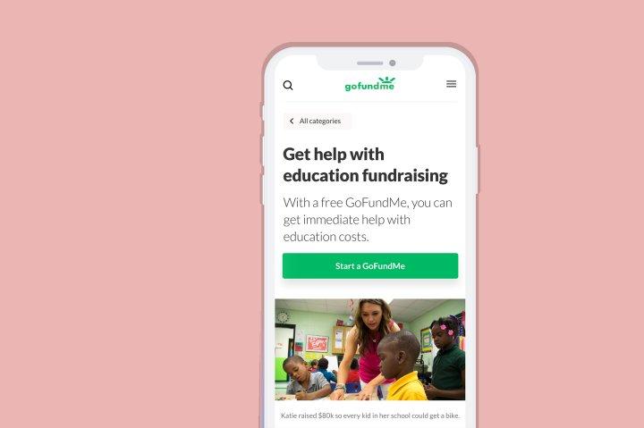 gofundme app
