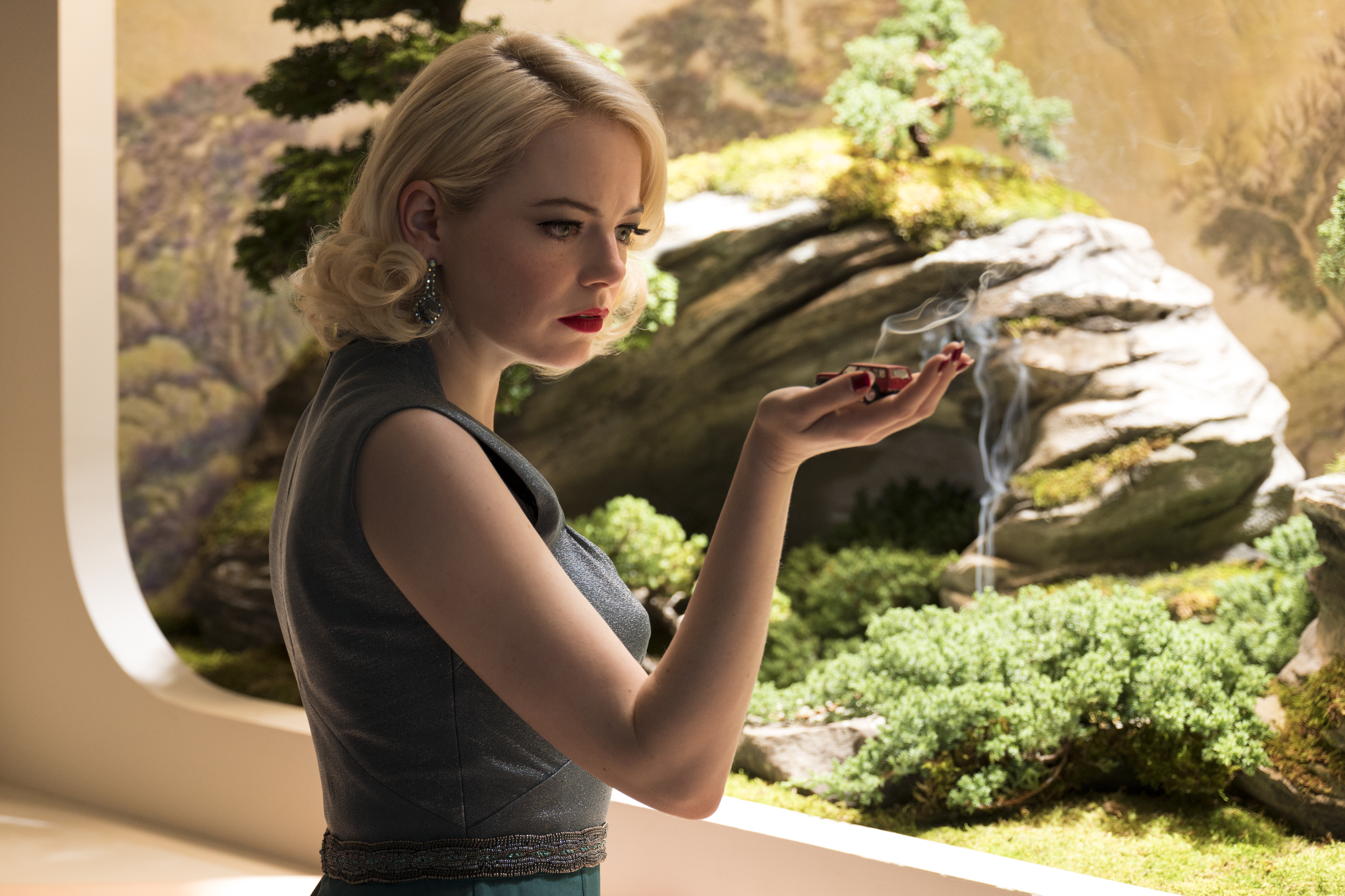 Emma Stone in Maniac