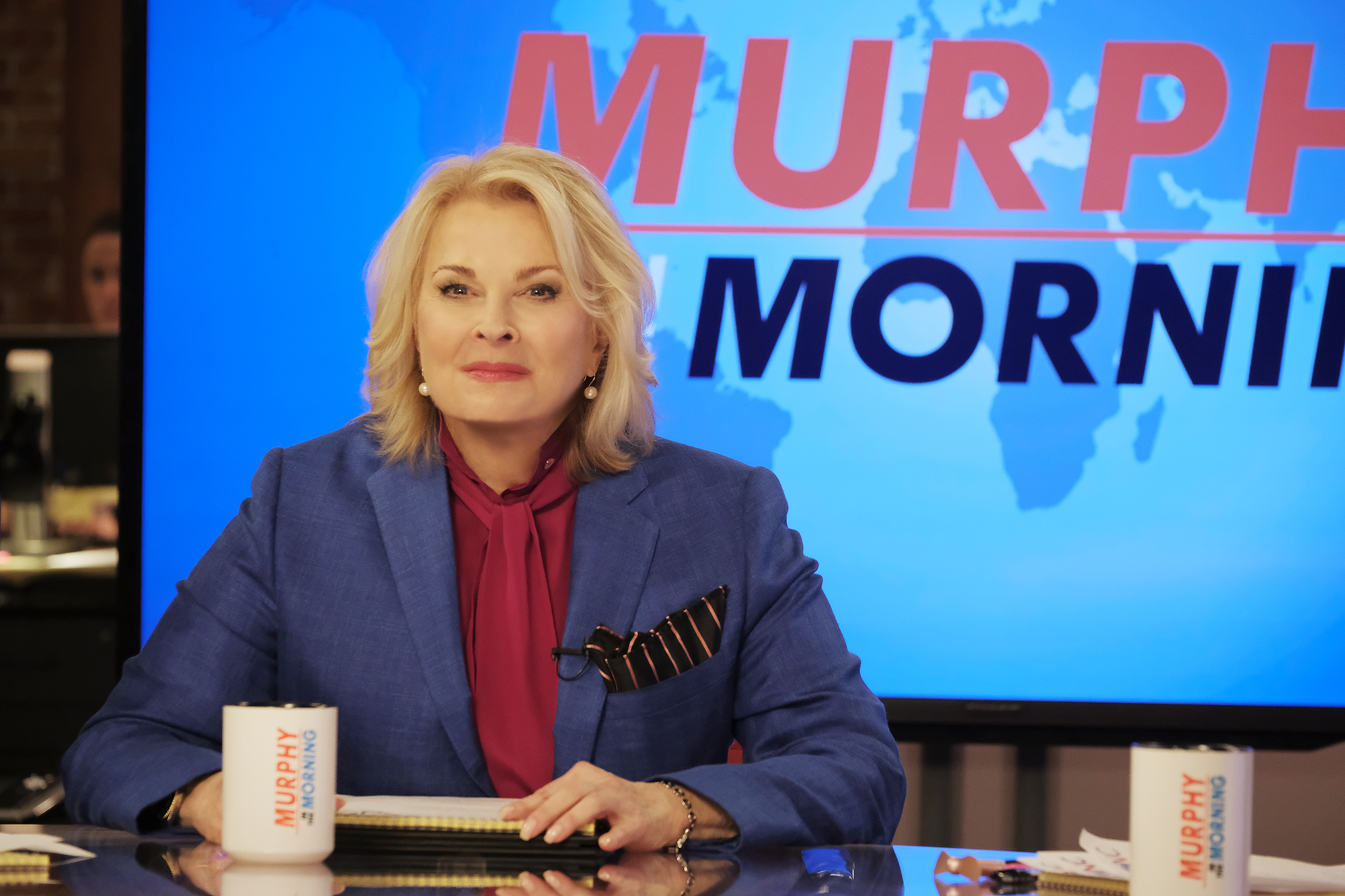 Multiple Emmy Award winner Candice Bergen returns as the eponymous broadcast news legend in the revival of the groundbreaking comedy series MURPHY BROWN, which premieres Thursday, Sept. 27 (9:30-10:00 PM, ET/PT) on the CBS Television Network.