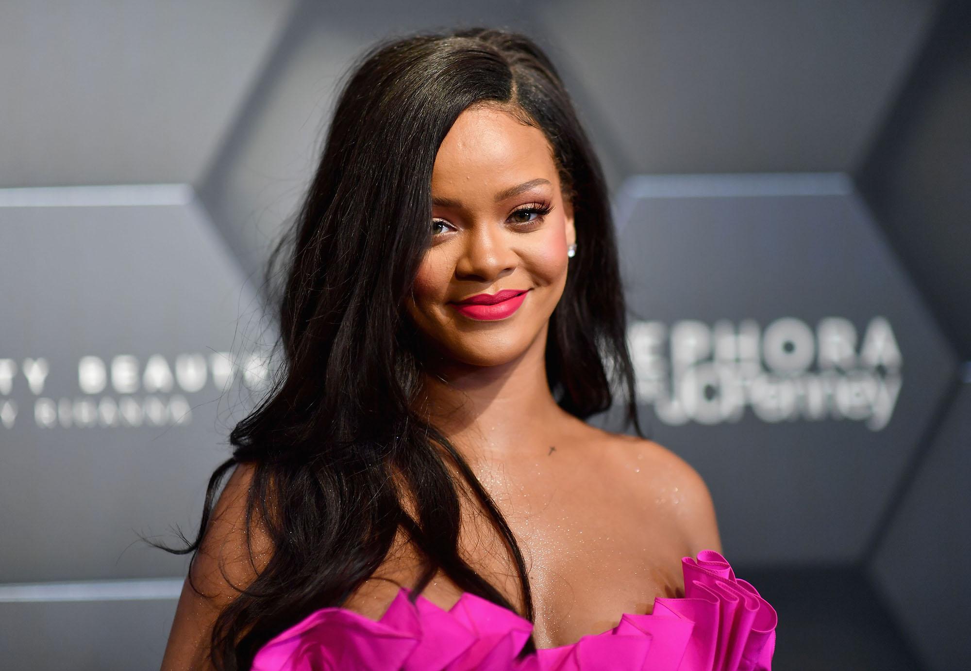 Rihanna Becomes Barbados Ambassador For Education Tourism Time