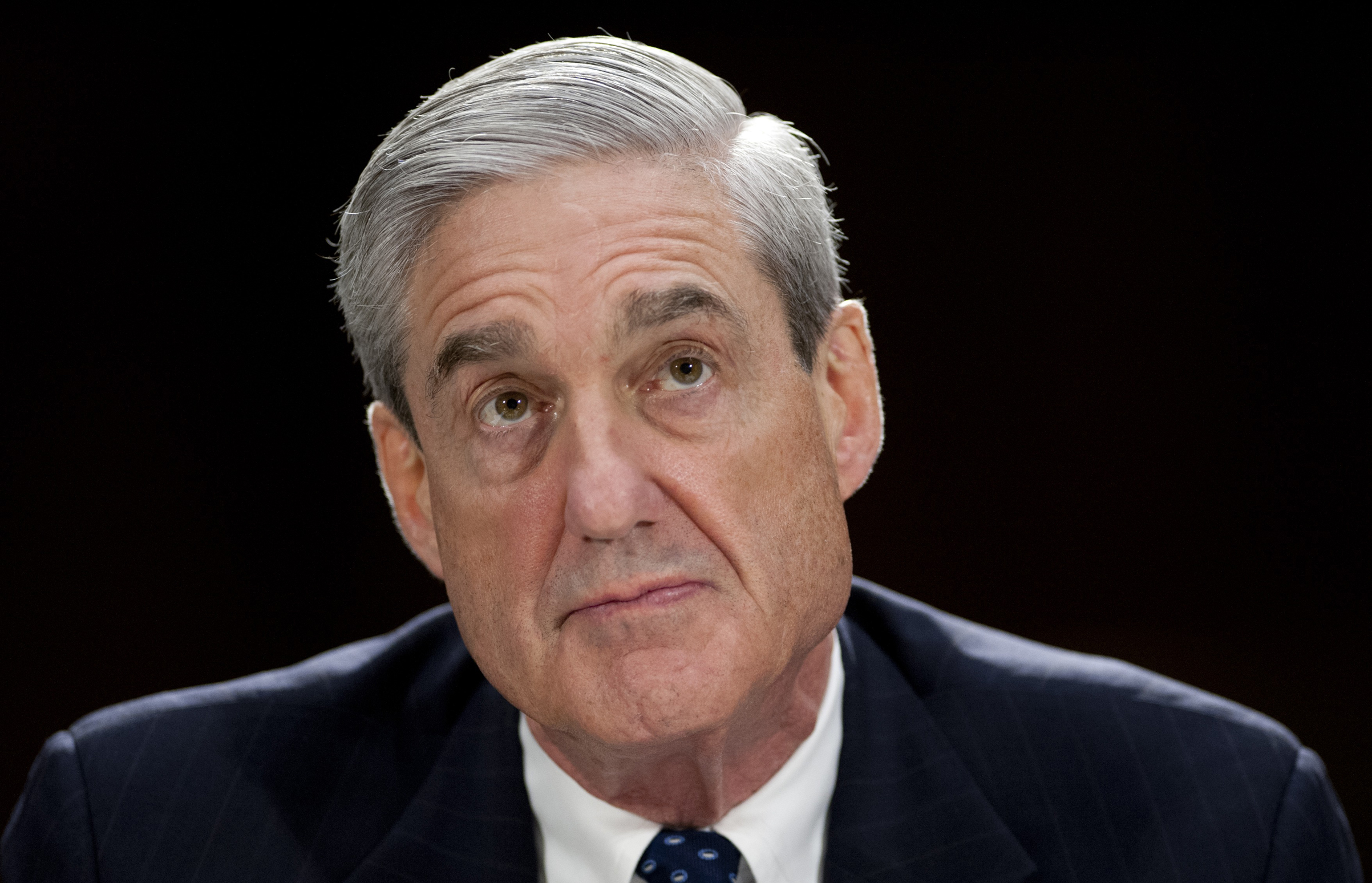 Then–FBI Director Robert Mueller testifies before the U.S. Senate Judiciary Subcommittee on Oversight in Washington, D.C., on June 19, 2013.