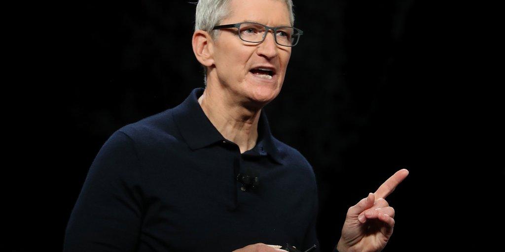 Tim Cook Sends Fake Accidental Tweet Ahead Of Apple Event Time