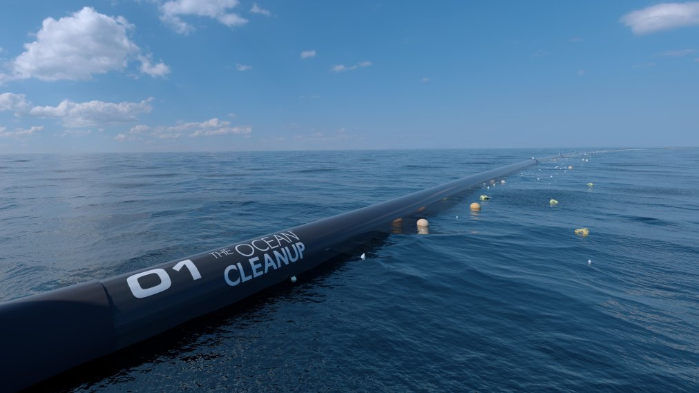 Boyan Slat Dutch Inventor To Launch Ocean Plastic Cleanup Time