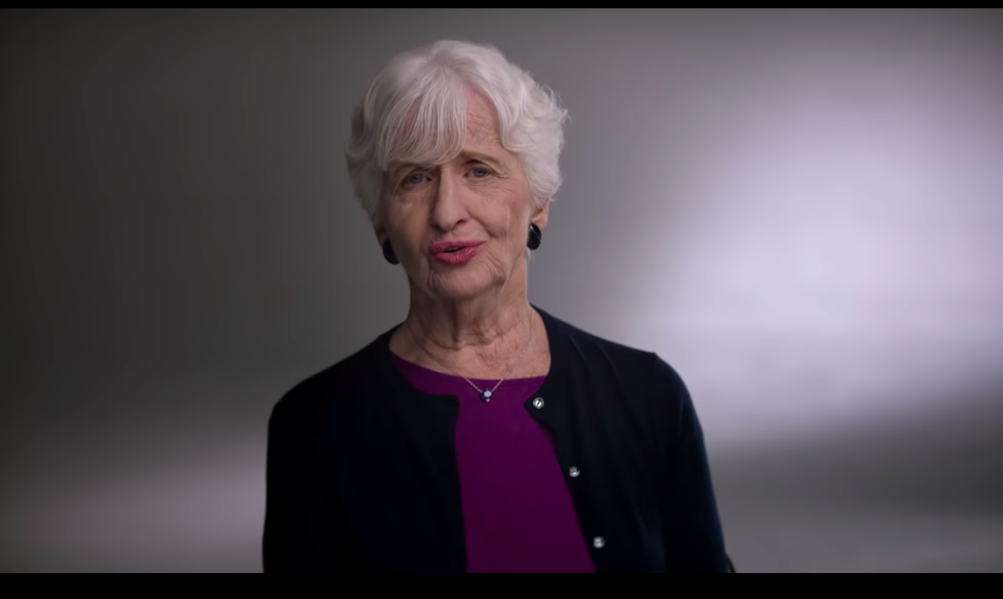 Knock the Vote's new digital campaign features senior citizens telling younger people to not vote.