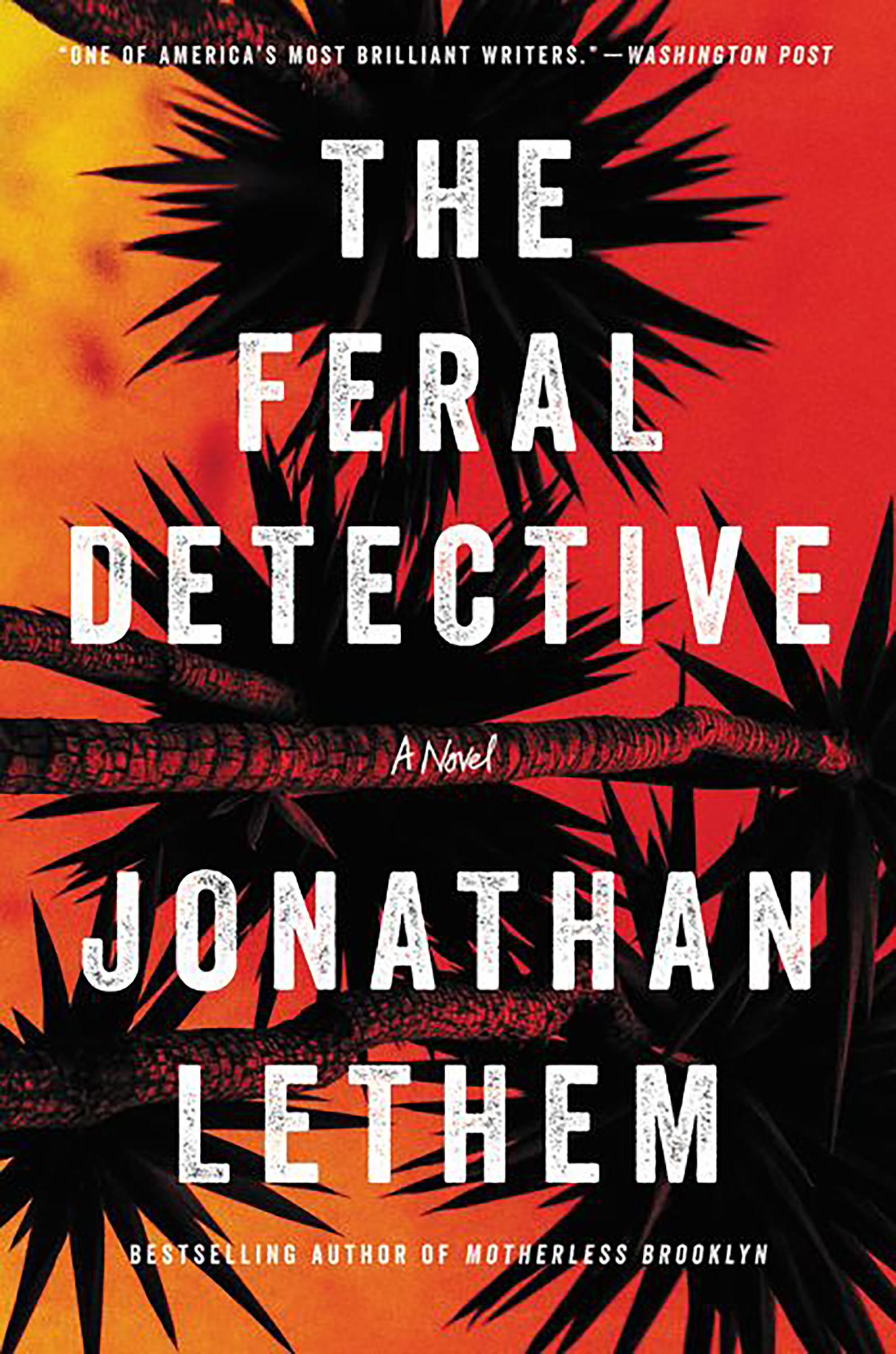Lethem returns to detective fiction two decades after his hit Motherless Brooklyn