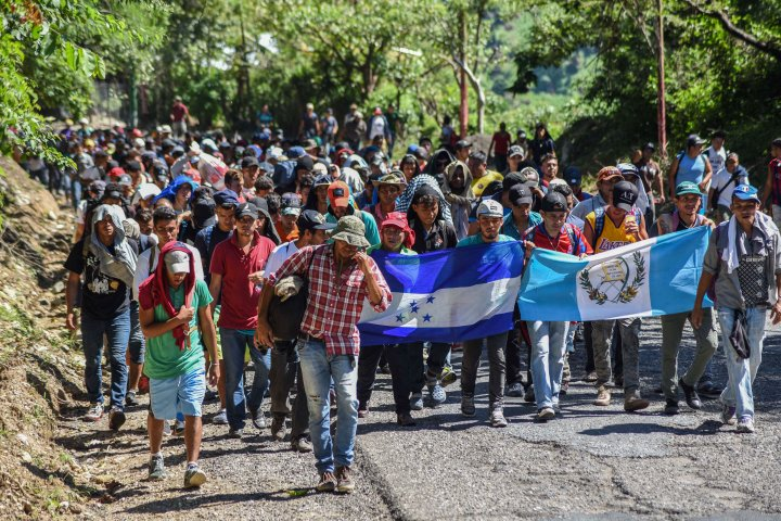 TOPSHOT-GUATEMALA-MEXICO-HONDURAS-US-MIGRATION