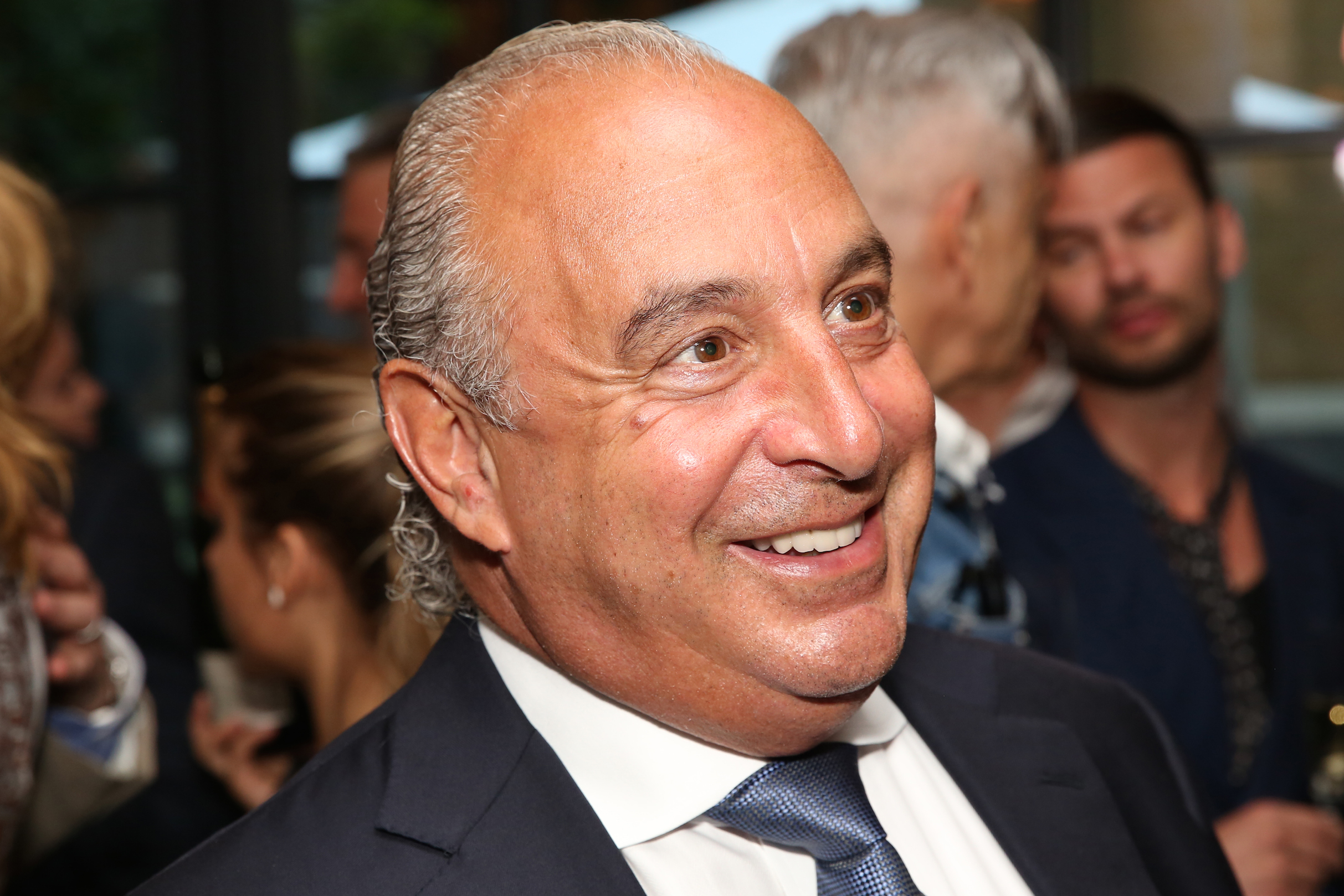 Sir Philip Green, the businessman at the center of 'Britain's MeToo scandal'