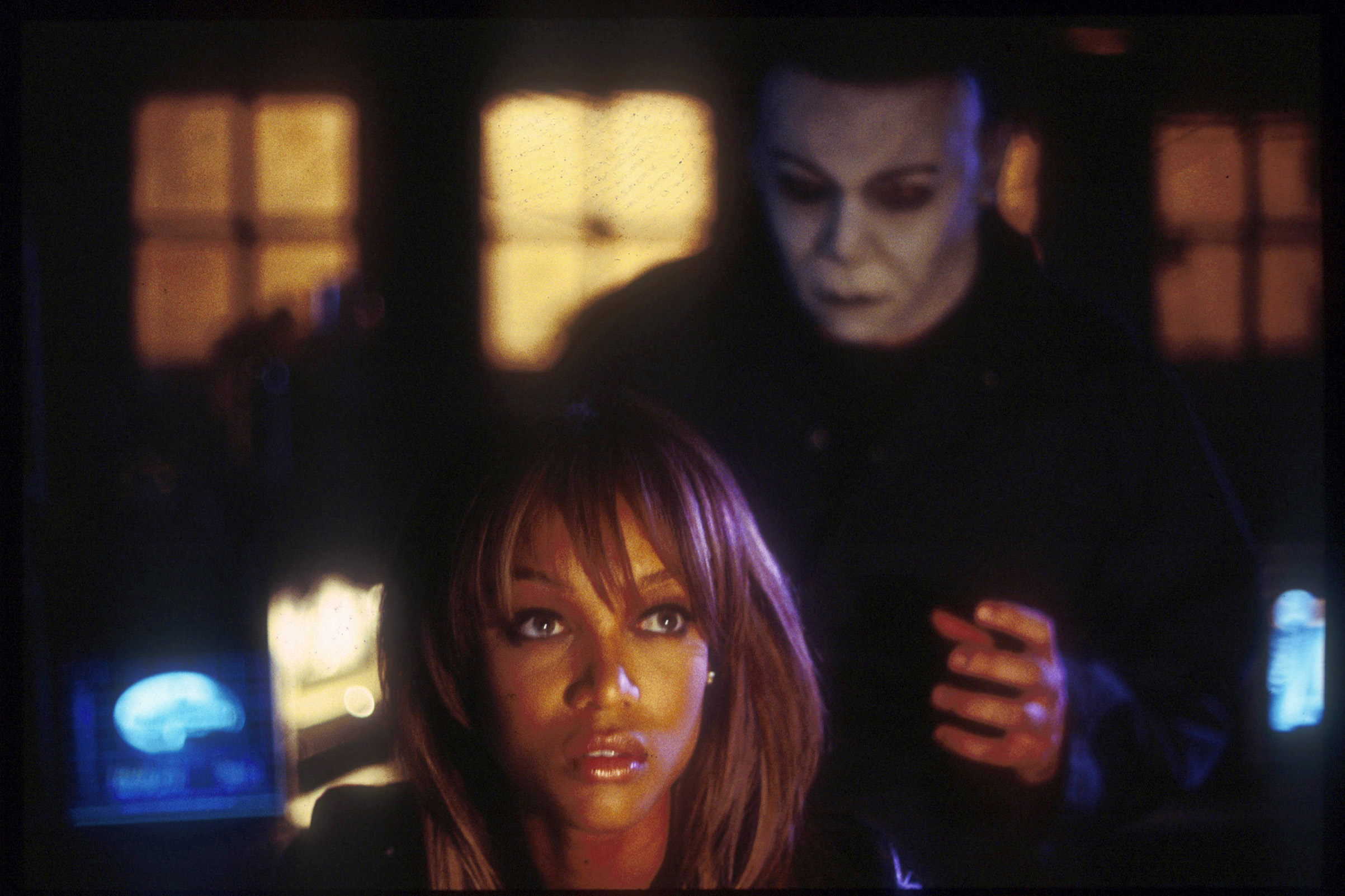 Tyra Banks in  Halloween: Resurrection .