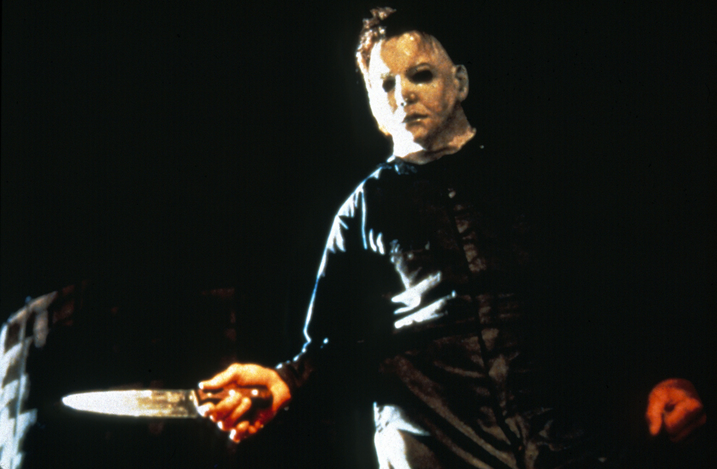 A still of Michael Myers in  Halloween The Curse Of Michael Myers