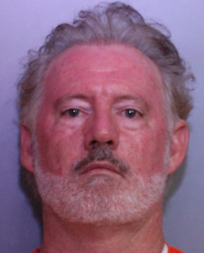Police have charged 53-year-old James Royal Patrick, Jr. with one count of written threats to kill or injure.