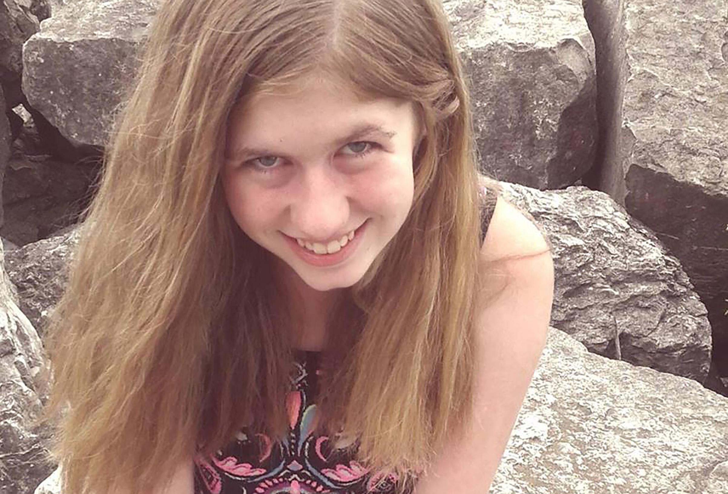 Jayme Closs went missing last October.