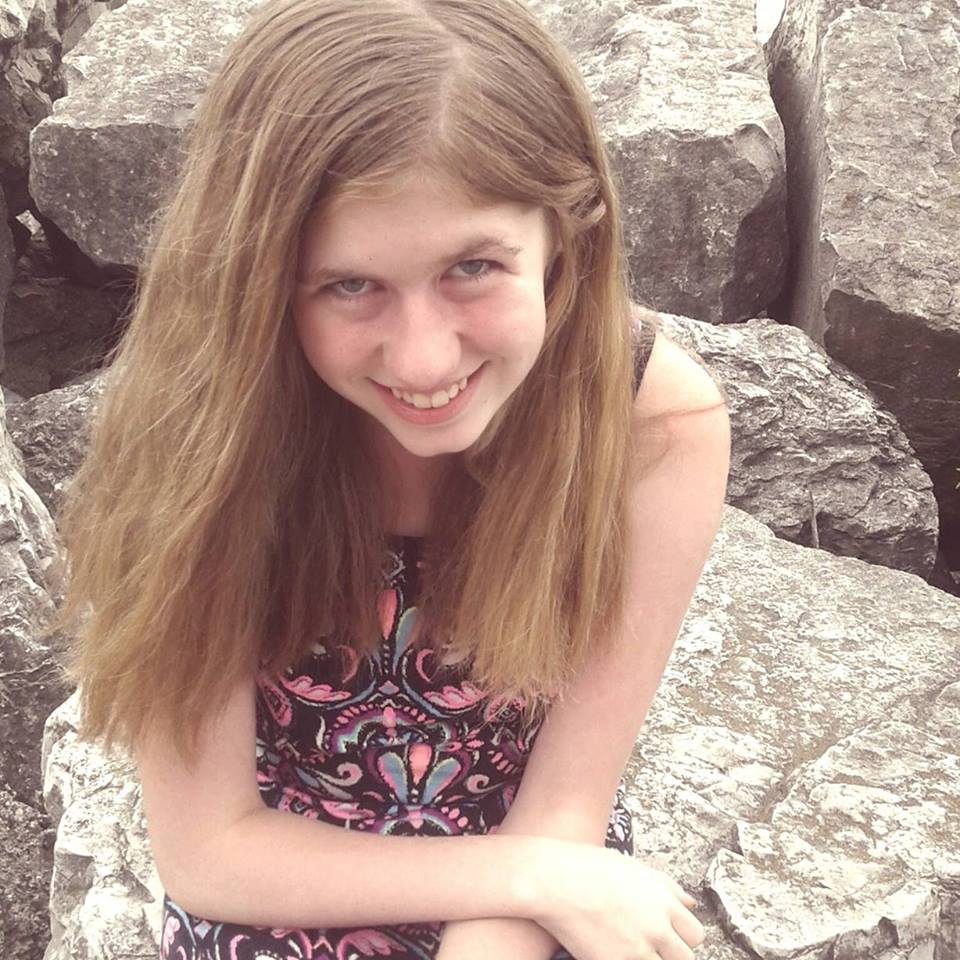 Police are searching for 13-year-old Jayme Closs.