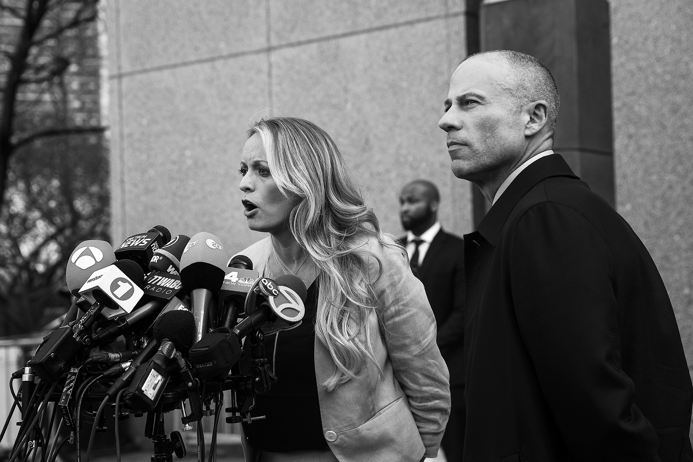 Avenatti first vaulted to fame for his work on behalf of Daniels