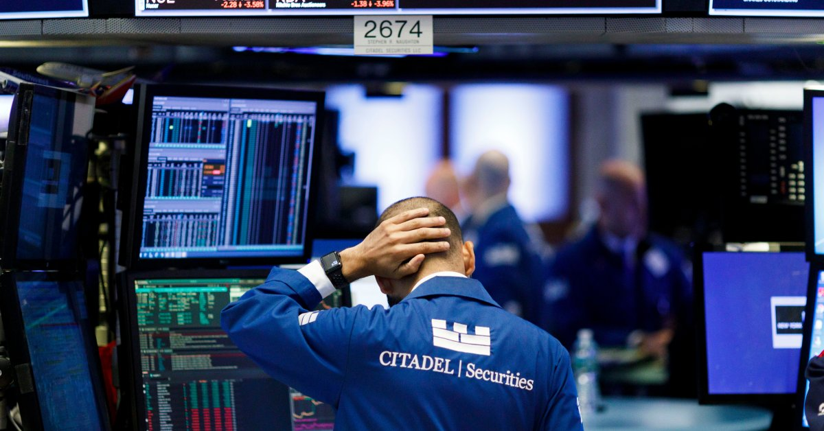 5 Reasons the Stock Market Just Had its Worst Day in Months | Time