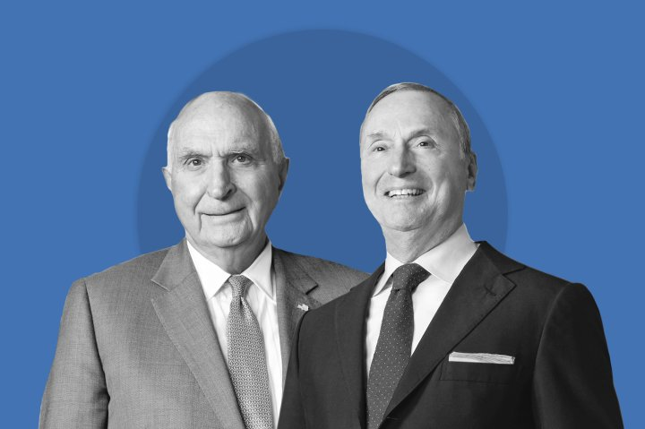 Robert Grossman Kenneth Langone