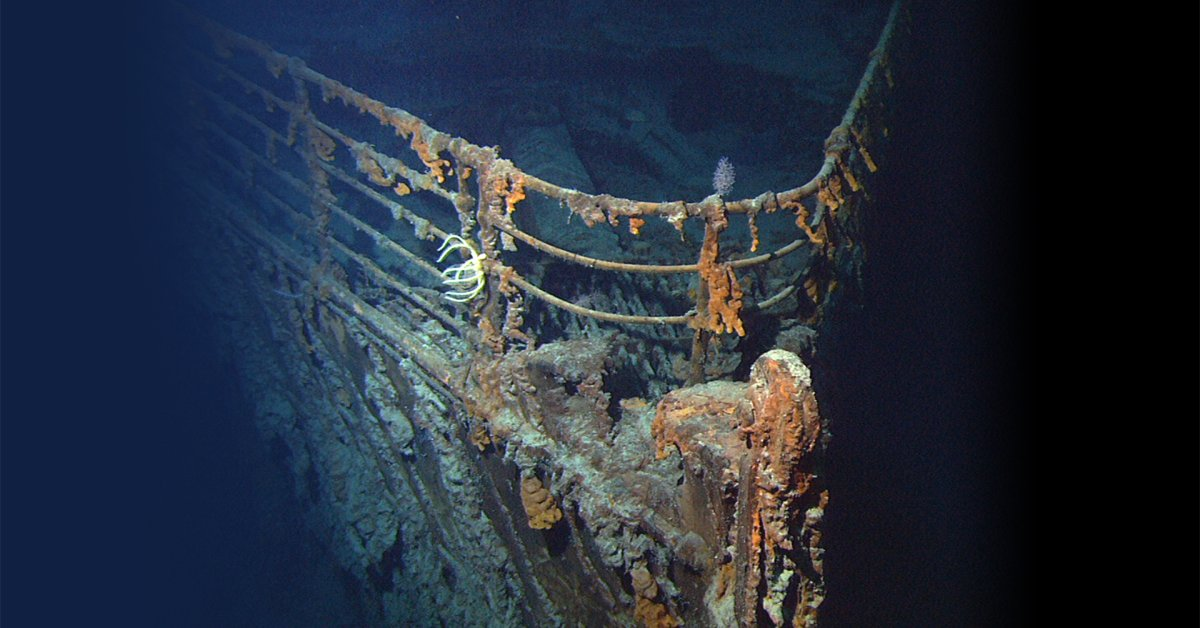 Divers Visited the Titanic's Wreck for the First Time in Over a Decade. Here's Why They Were Shocked by the Ship's Condition