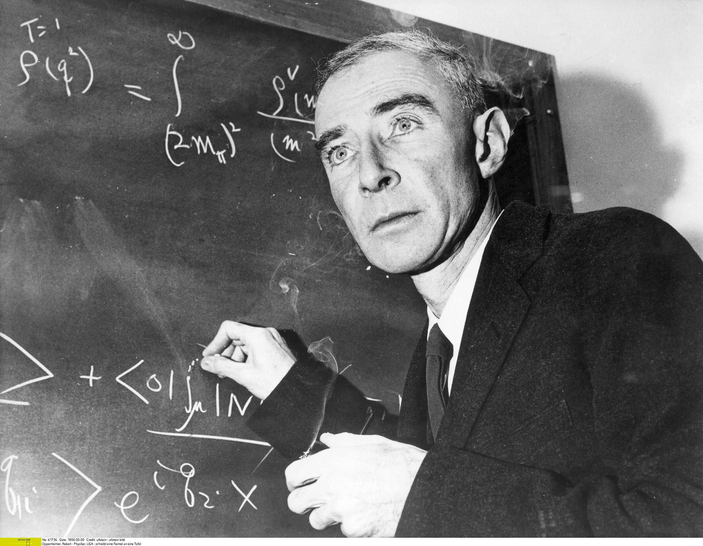 Oppenheimer never reconciled his political views with the future his work created