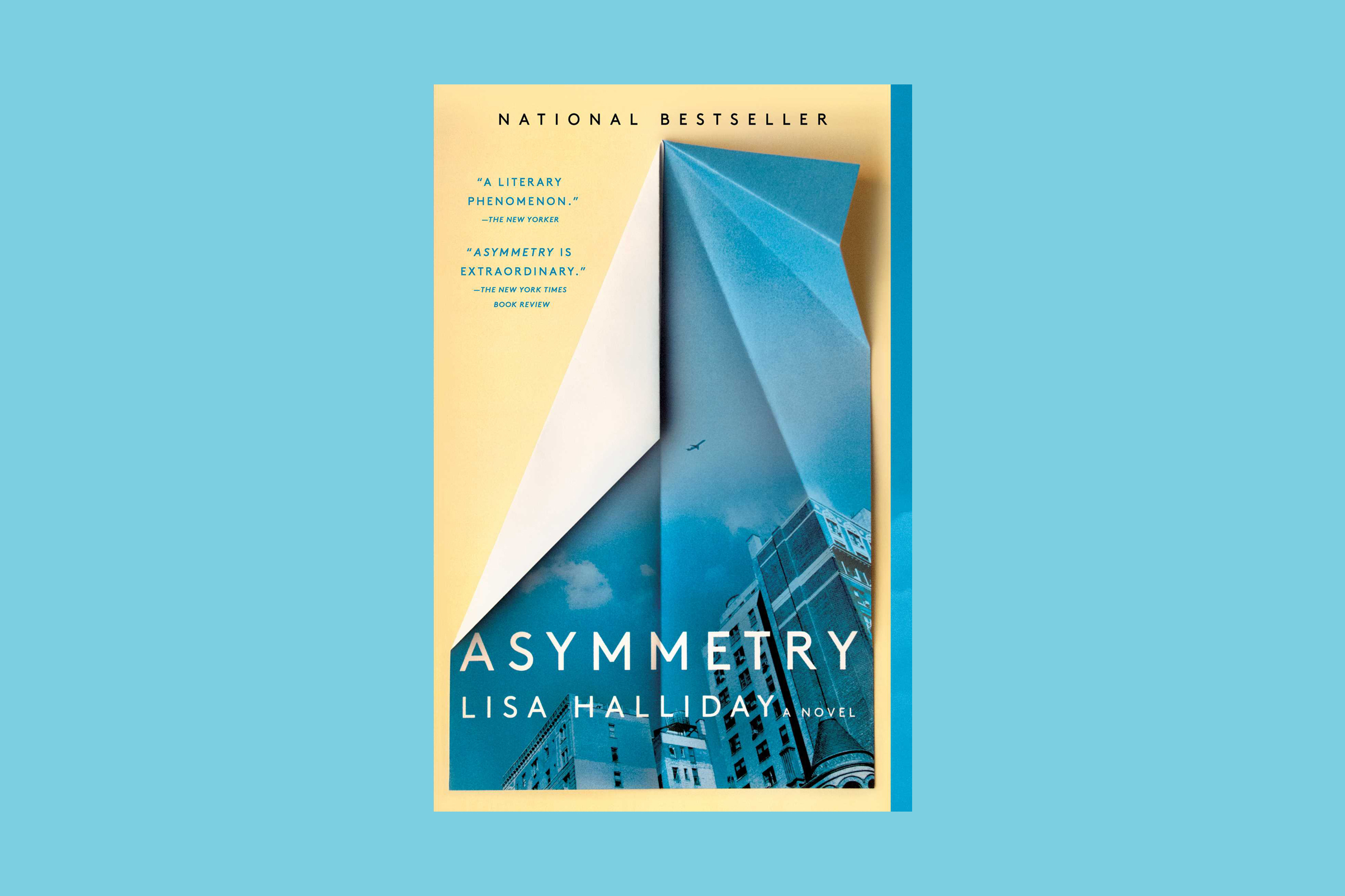Asymmetry, Lisa Halliday, S&S