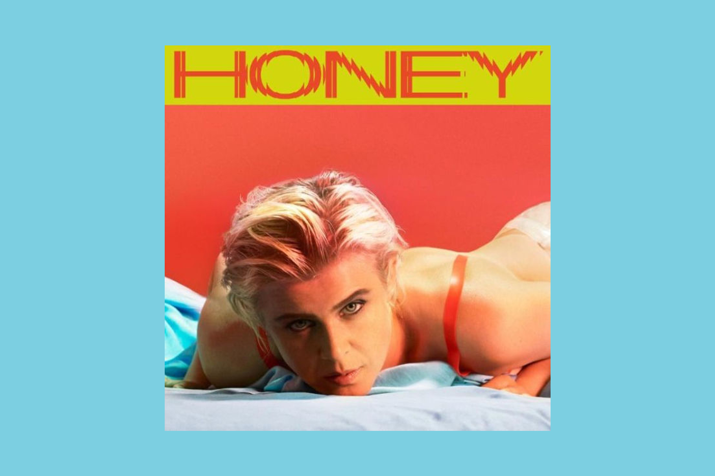 Robyn, Honey