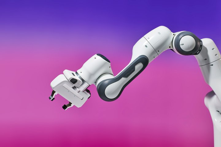 Lightweight robotic assistant Panda
