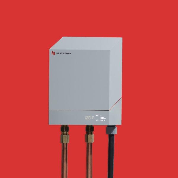 model-3-smart-water-heater