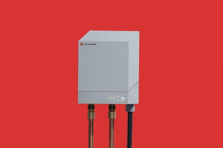 MODEL 3 smart water heater