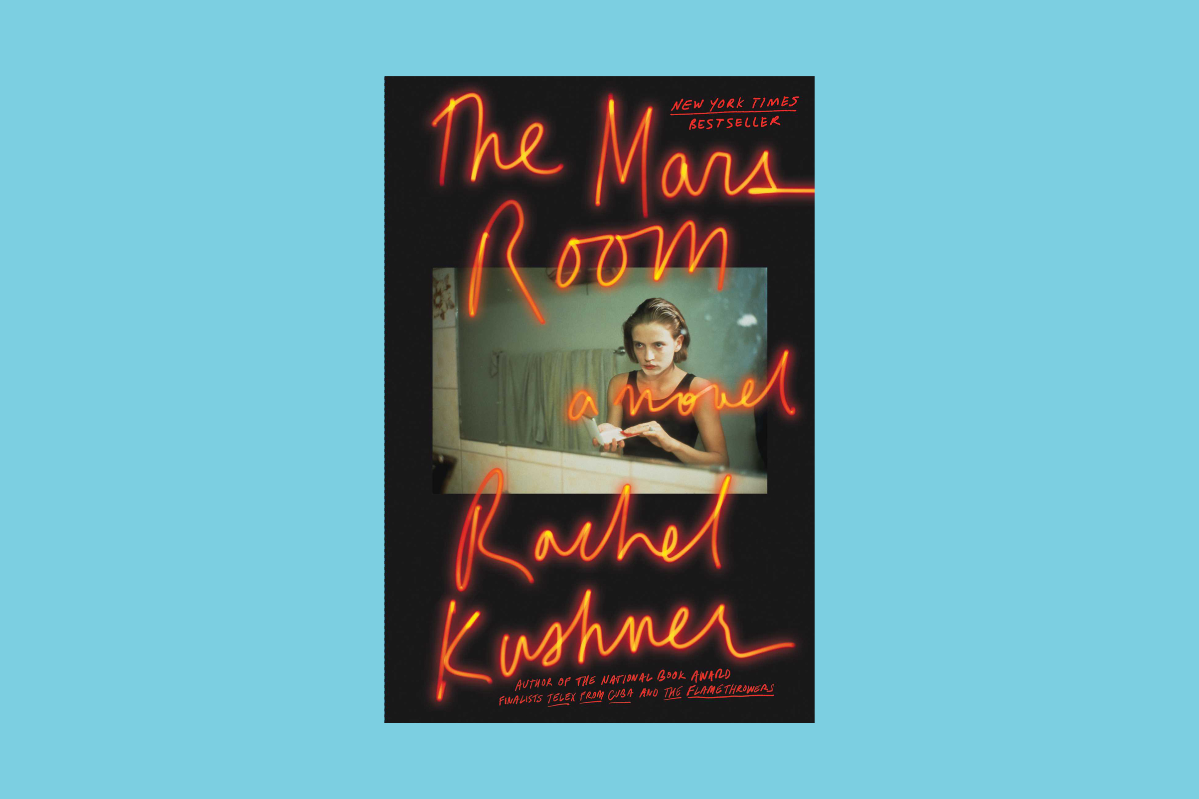 The Mars Room, Rachel Kushner, Scribner