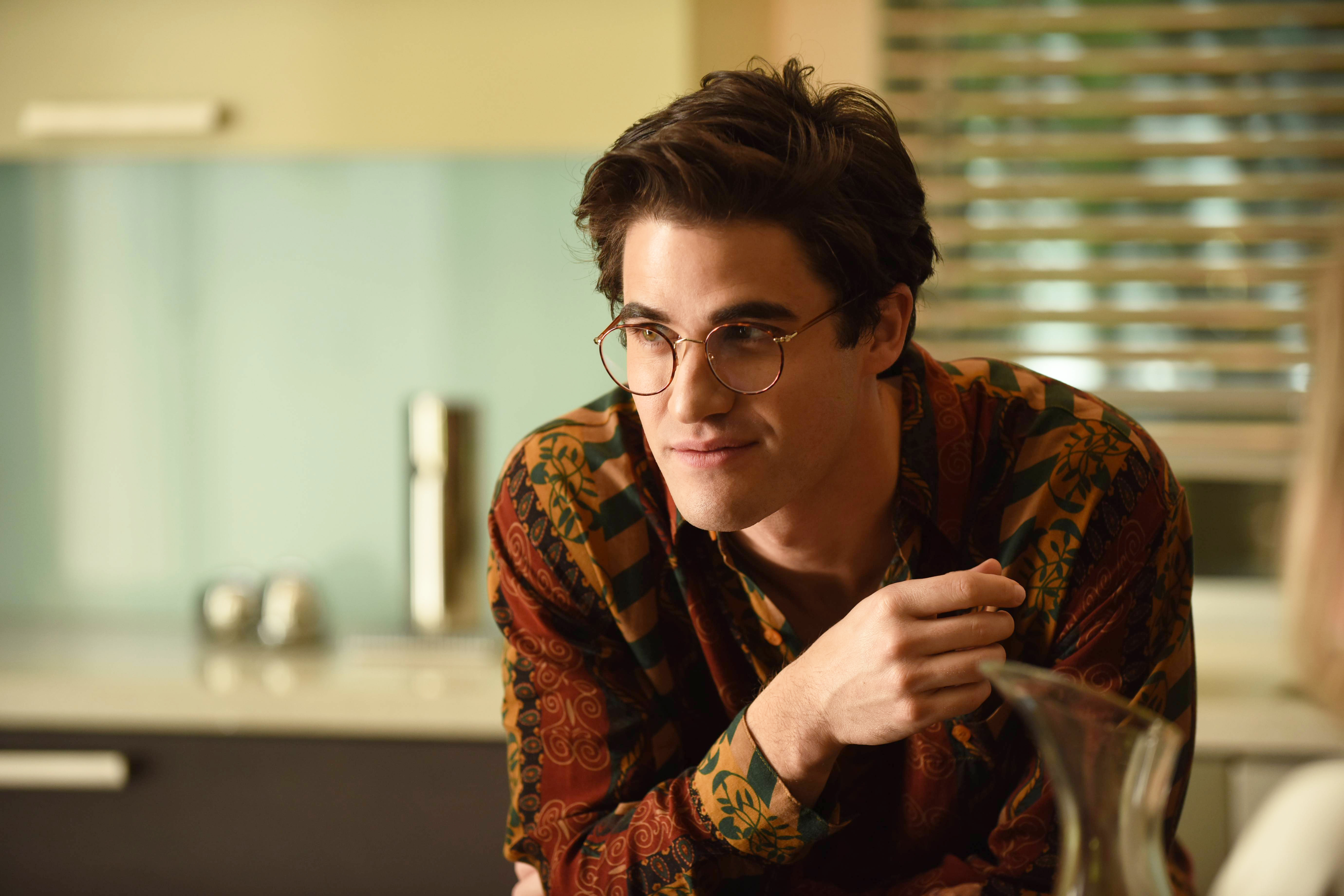 Darren Criss in The Assassination of Gianni Versace: America Crime Story
