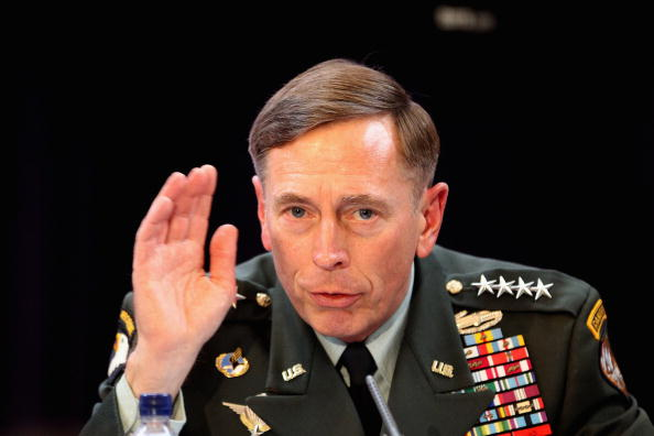Retired Gen. David Petraeus Says He Wouldn't Serve in the Trump Administration