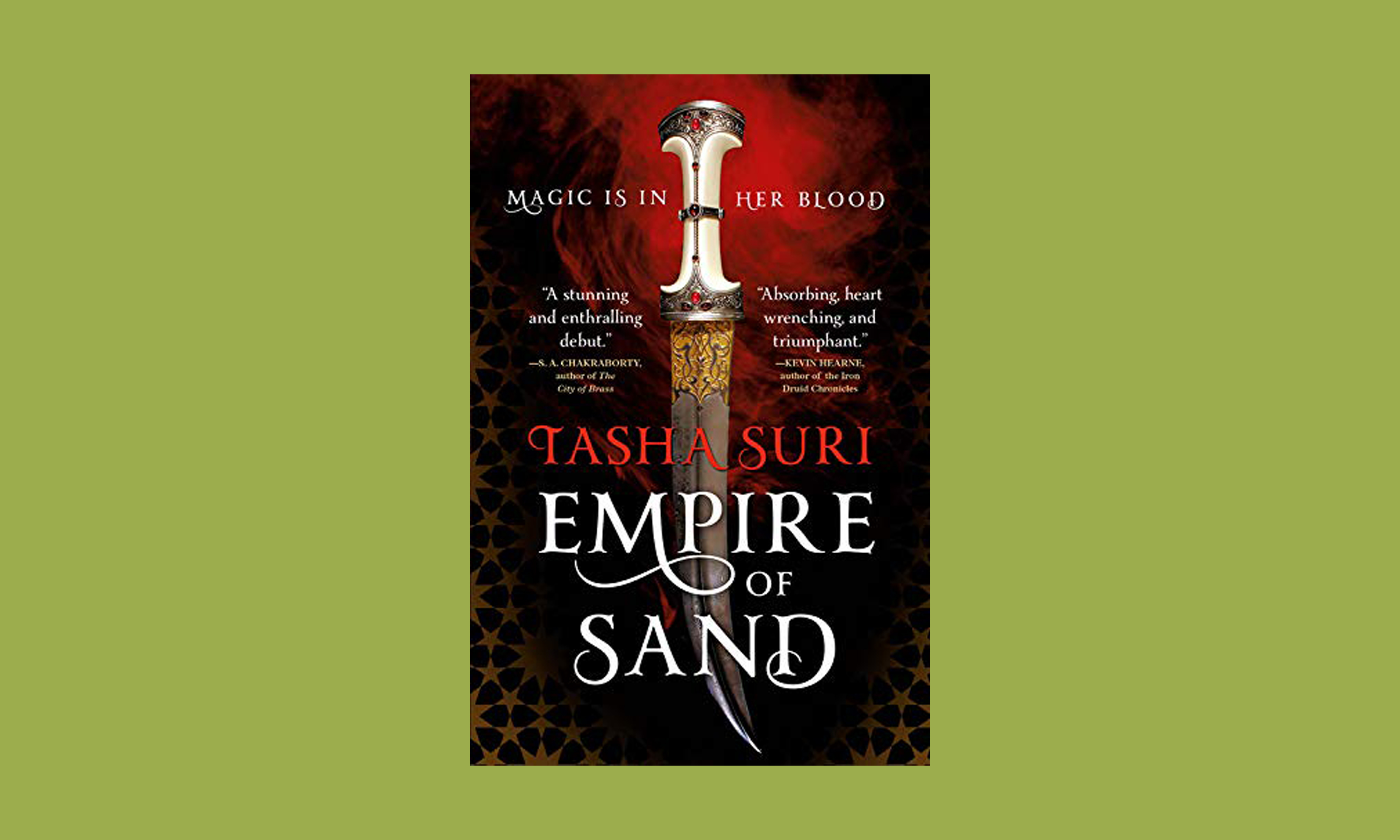 Empire of Sand Tasha Suri