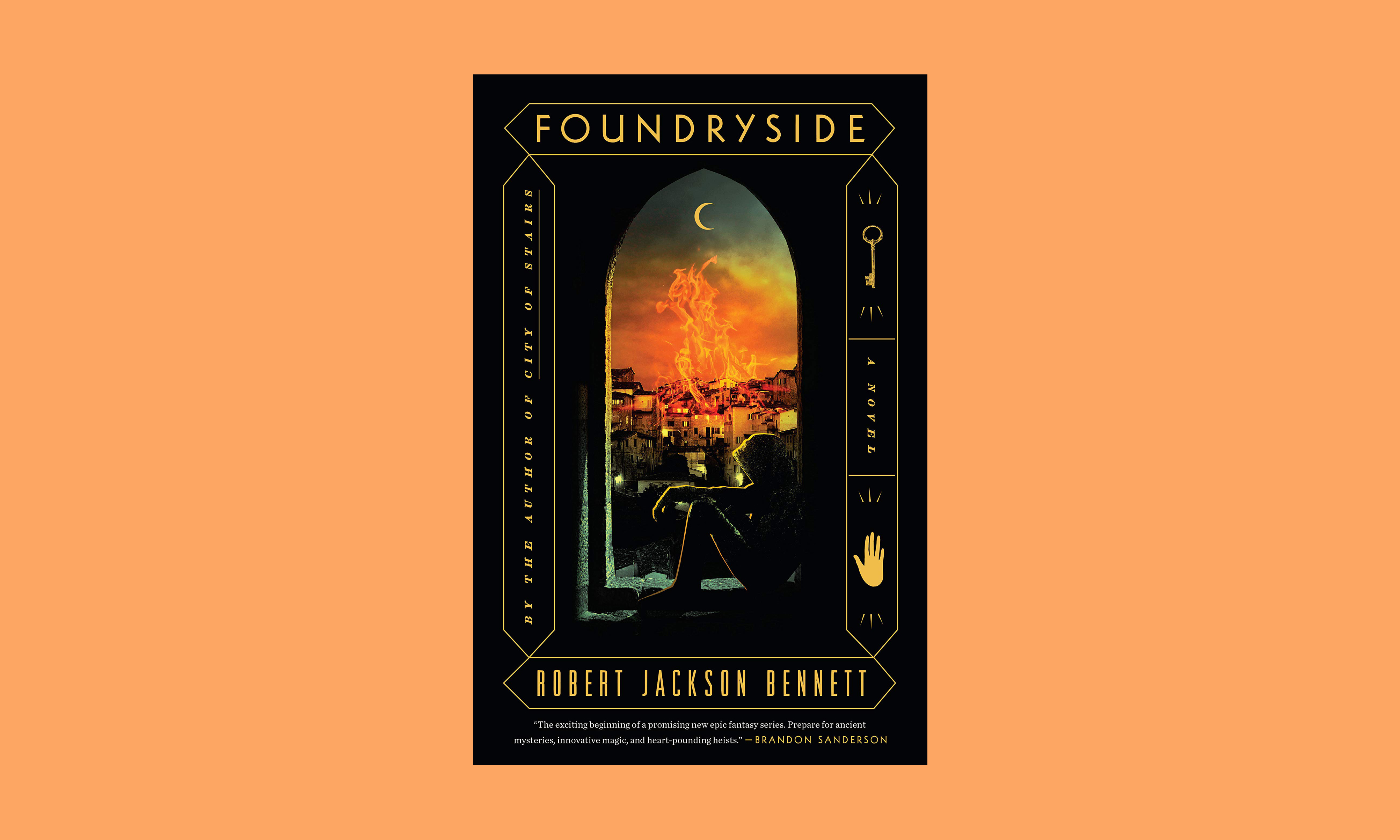 Foundryside Robert Jackson Bennett