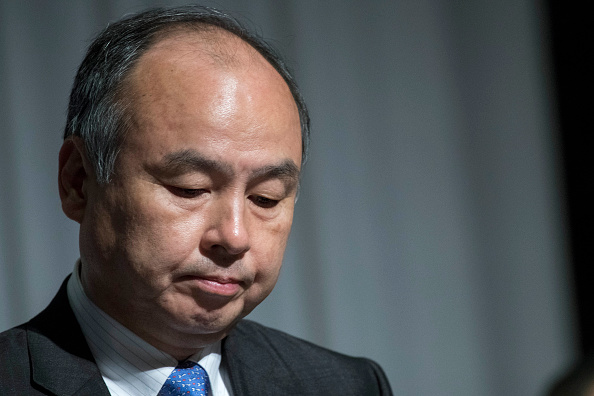 It was a bad day for SoftBank Group CEO Masayoshi Son.