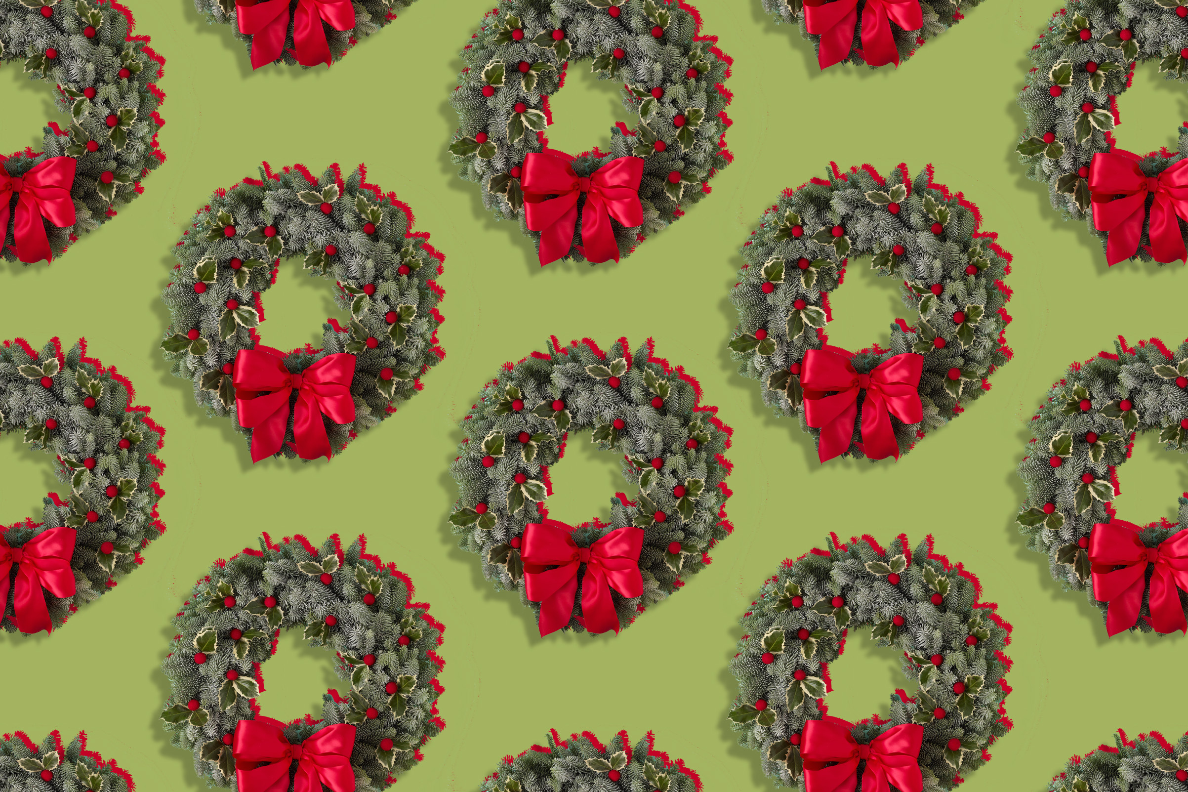 Where Did Christmas Wreaths Originate History Of Tradition Time