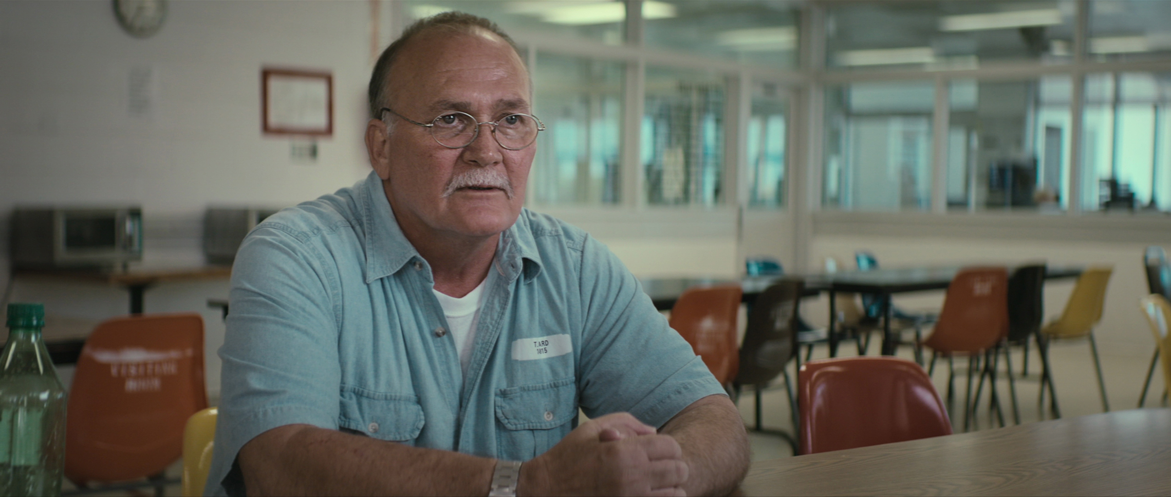 Ward has been fighting for his freedom since 1985