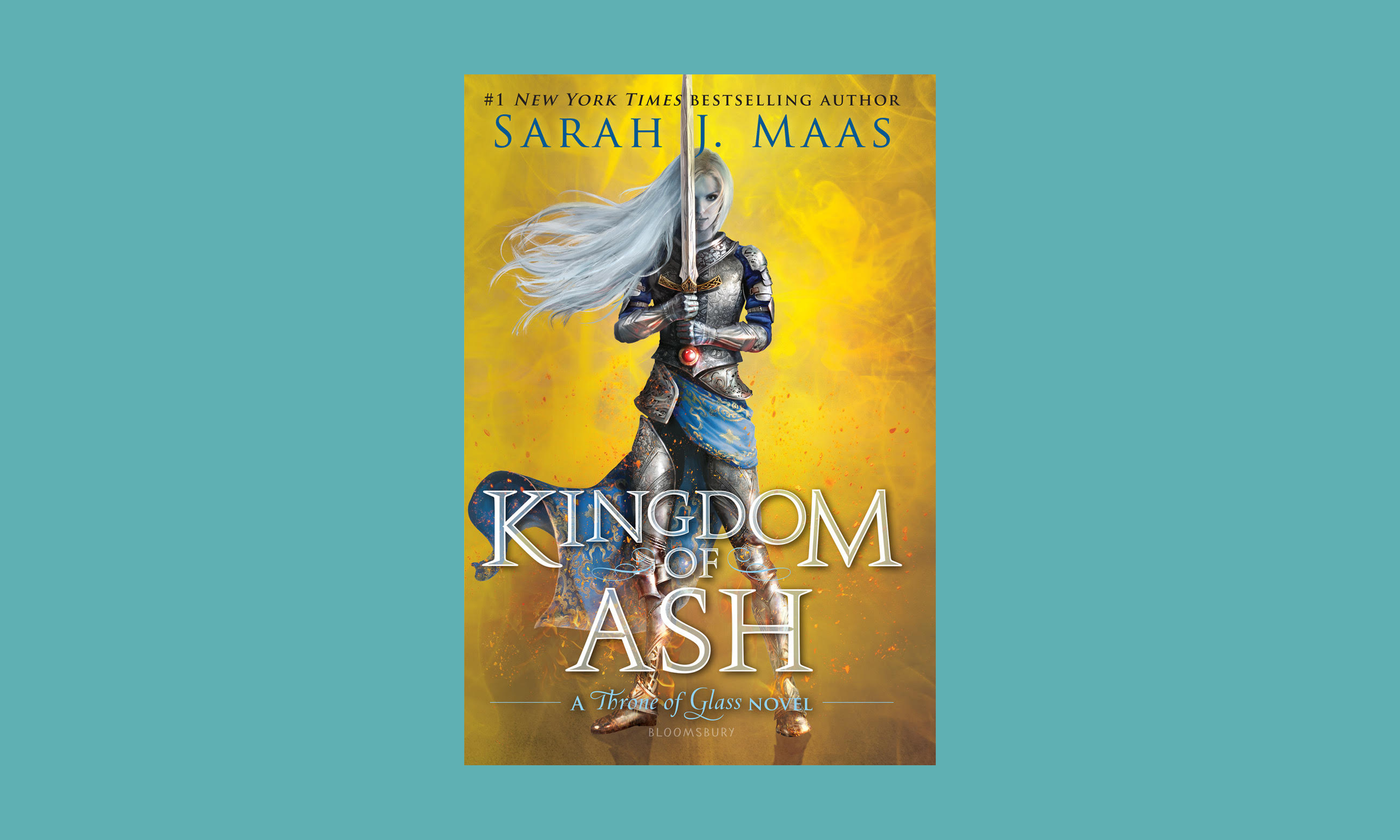 Kingdom of Ash Sarah Maas