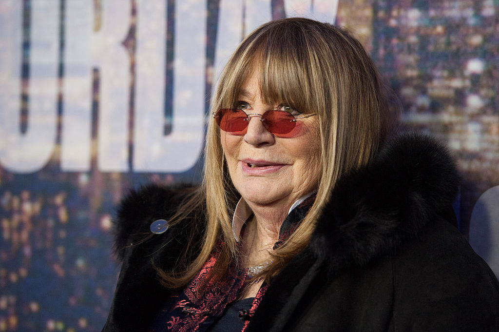 Penny Marshall attends the SNL 40th Anniversary Celebration at Rockefeller Plaza on February 15, 2015 in New York City.