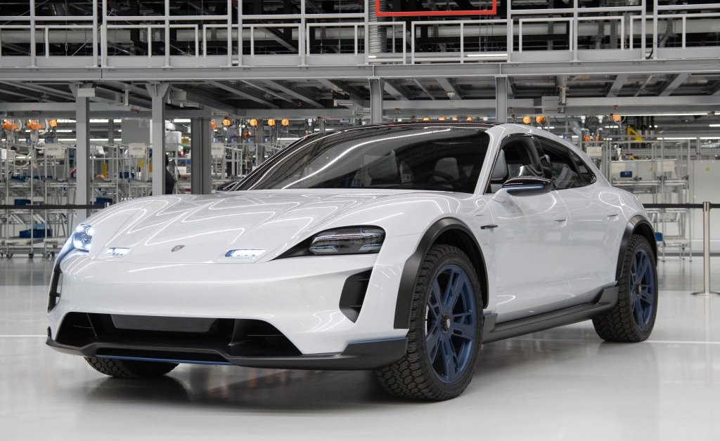 Why The Porsche Taycan Will Be The Hottest Car Of 2019 Time