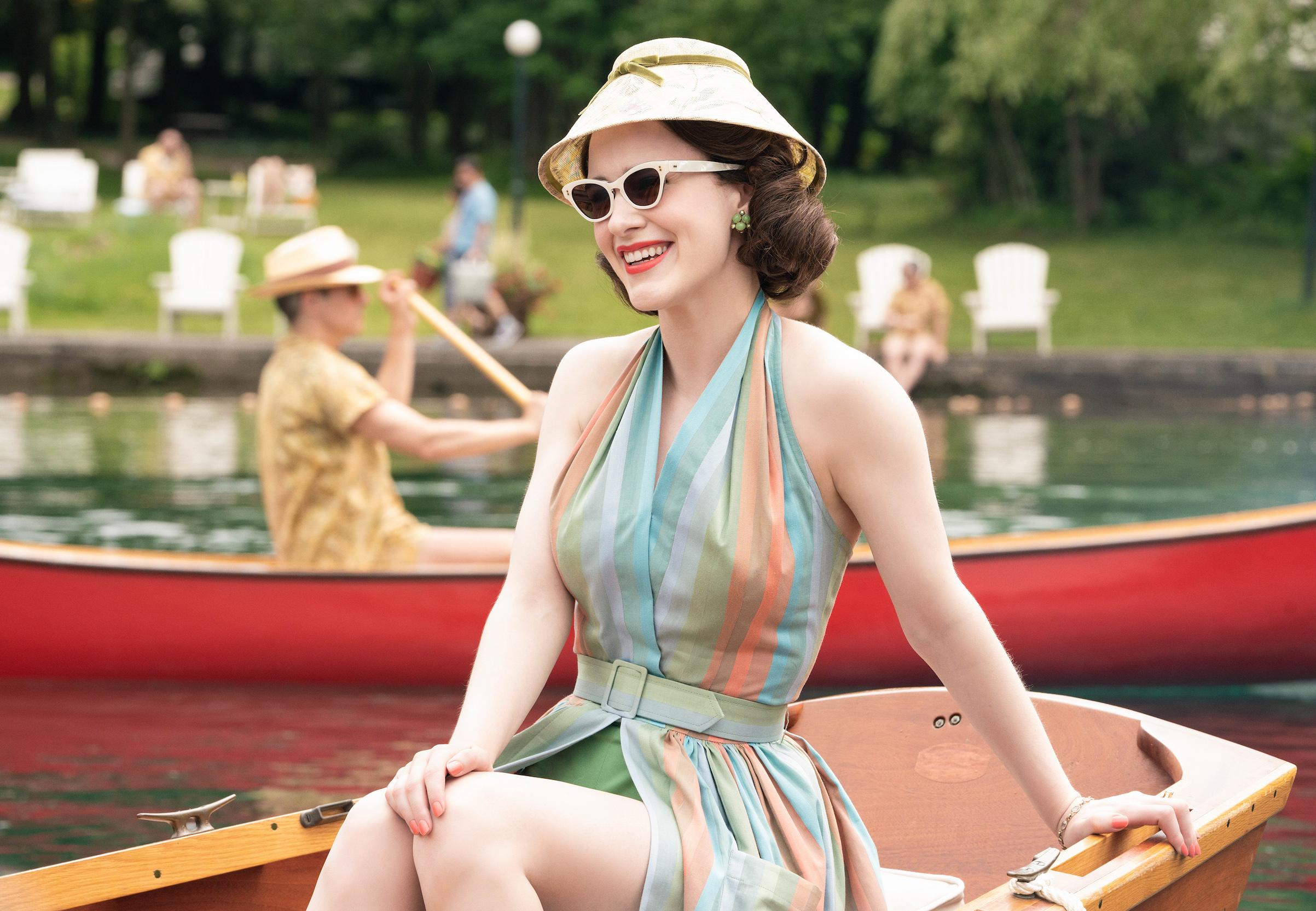 The Marvelous Mrs. Maisel: Season 2