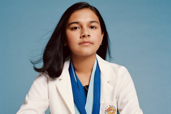 Meet TIME's First-Ever Kid of the Year