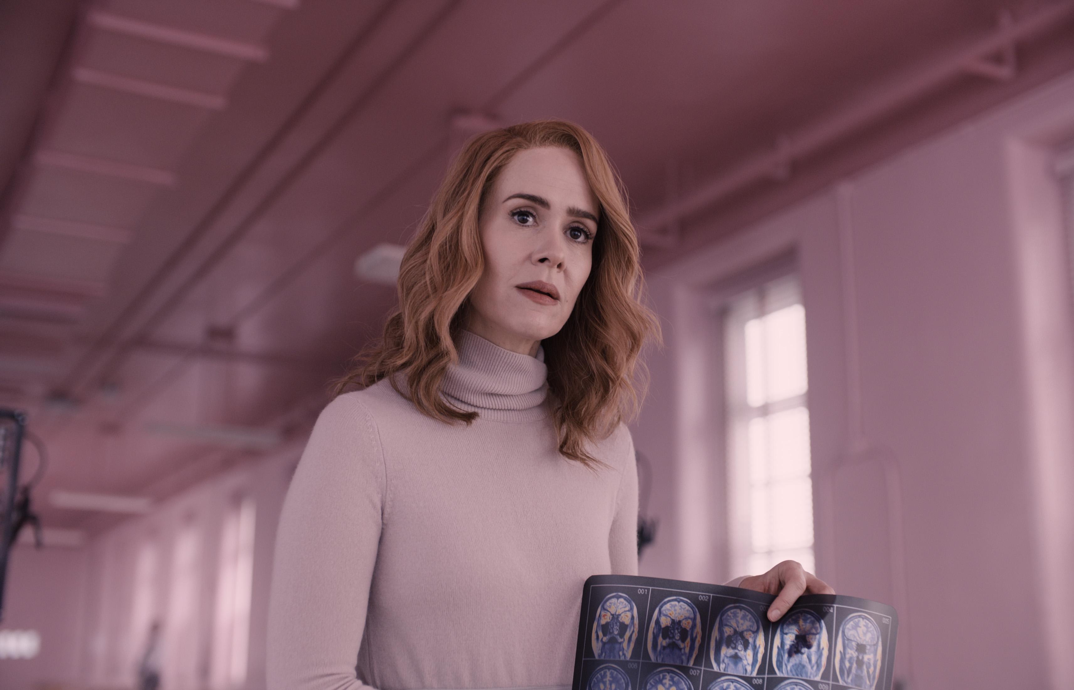 Sarah Paulson as Dr. Ellie Staple in 'Glass' Film